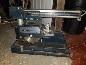 Radial arm saw table for Sale in San Jose, CA