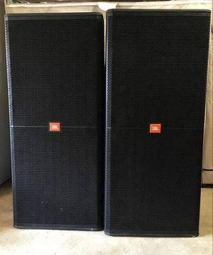 JBL SRX 728's and 725's for Sale in Pompano Beach, FL