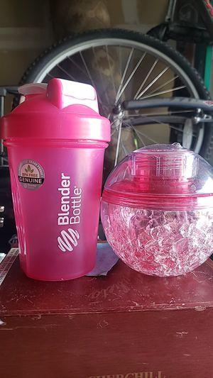 Blender bottle protien shaker cup/ice cup for Sale in Golden, CO