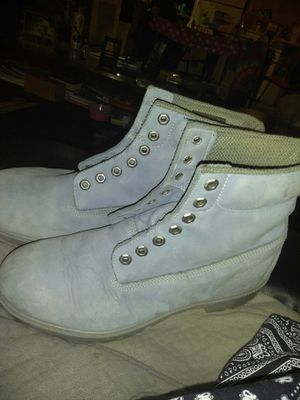 Timberlands blue like new for Sale in Knoxville, TN