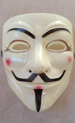 Anonymous Mask for Sale in Chula Vista, CA