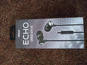 Echo earbuds with mic for Sale in Tampa, FL