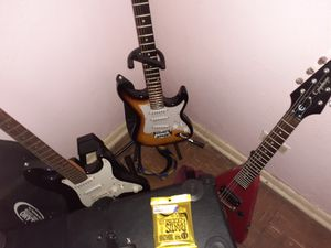 3 guitars amplifier for Sale in San Antonio, TX