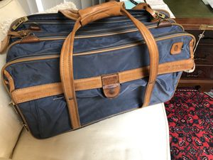 Hartmann Luggage carry-on plus garment bag for Sale in Del Mar, CA