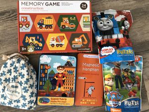 assortment of games & puzzles for Sale in Gilbert, AZ
