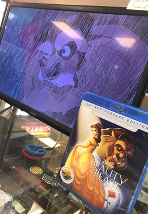 Disney's Beauty and the Beast Blu-ray for Sale in Bakersfield, CA