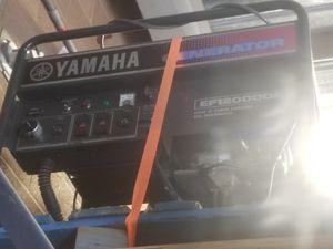 Large Yamaha Generator for Sale in Albuquerque, NM