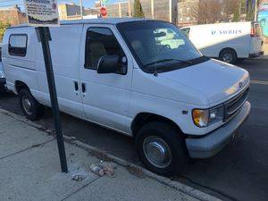 2000 ford E-350 cargo van for Sale in Queens, NY