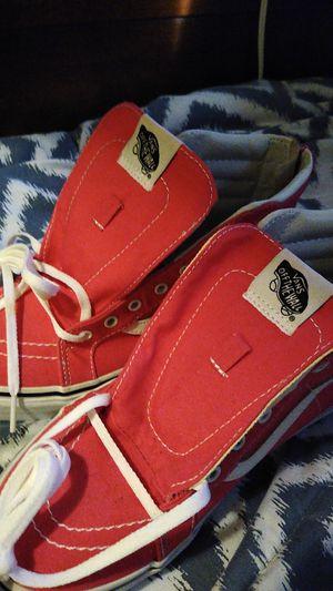 Kids vans zipper shoes for Sale in Gardena, CA