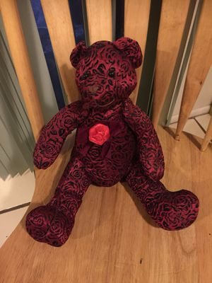 Velveteen Bear for Sale in TX, US