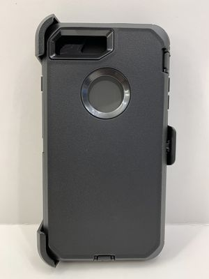 Case Cover For iPhone 6, 6S, 7, 8, 7 Plus, 8 Plus, X, Xs, XR, X Max, 11, 11 Pro, & 11 Pro Max. Similar to OtterBox. 3 Layer Protection. Belt Clip. for Sale in Los Angeles, CA
