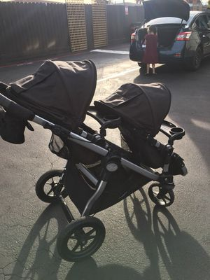 2013 Baby Jogger City Select - Onyx with second seat kit for Sale in East Brunswick, NJ