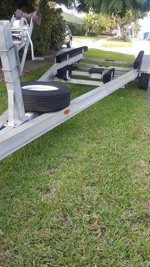 boat trailer 28 feet heavy duty for Sale in Plantation, FL