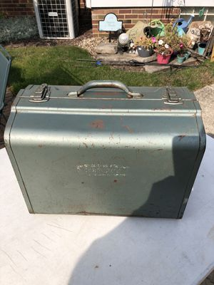 Rare craftsman circular saw box only!!! for Sale in Parma, OH