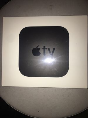 Apple TV 4K 32GB for Sale in Houston, TX