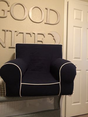 Pottery barn kids anywhere chair ( biggest chair ) for Sale in Las Vegas, NV
