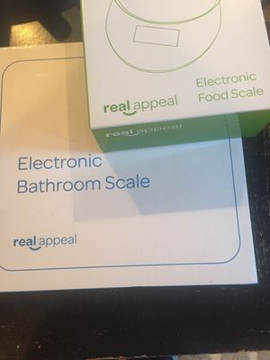 Food scale and bathroom scale unopened for Sale in Dallas, TX