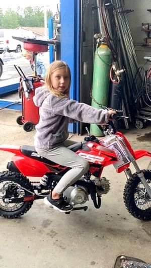 Brand New SSR Pit Bike Kids dirt bikes ages 4 and up for Sale in University Place, WA