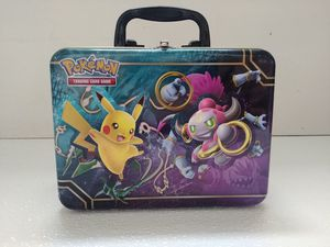 Nintendo Pokemon Pikachu toy metal lunch box collectible for Sale in San Leandro, CA