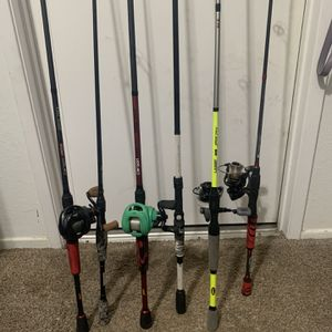 Fishing Rod And Reels for Sale in Escondido, CA