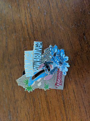 Disney's Typhoon lagoon humunga kowabunga Stitch slider pin from 2008 for Sale in Glendale, AZ