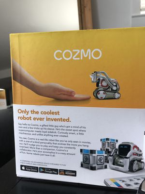 Cozmo Robot for Sale in North Bethesda, MD