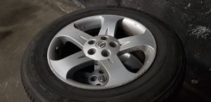 Nissan - Infiniti rims with tires for Sale in Brooklyn, NY