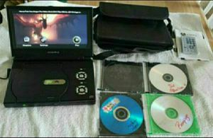 Audiovox DVD video player with new movies for Sale in Portland, OR
