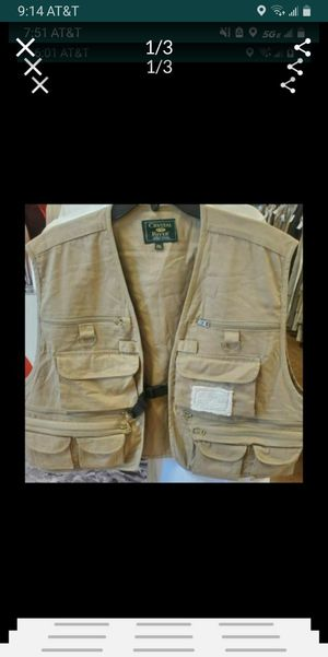 fishing vest 2XL for Sale in Colton, CA