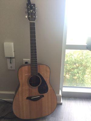 Guitar Yamaha FG700s for Sale in McLean, VA