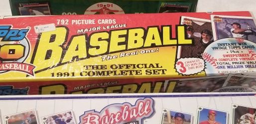 Baseball Cards for Sale in Oregon City,  OR