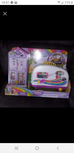 New shopkins happy camper van for Sale in Gresham, OR