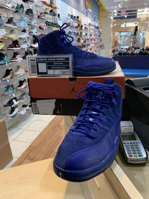 Air Jordan 12 Deep Royal Size 8.5 for Sale in Silver Spring, MD