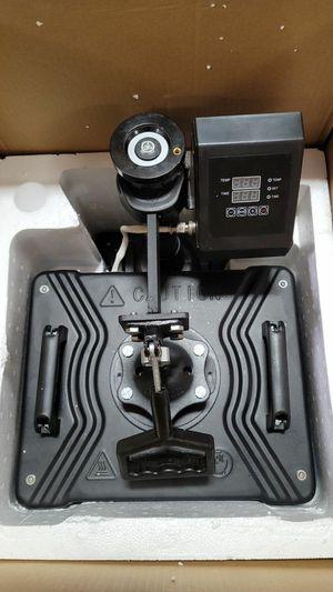 VEVOR HEAT PRESS COMBO 15X12 for Sale in Ontario, CA