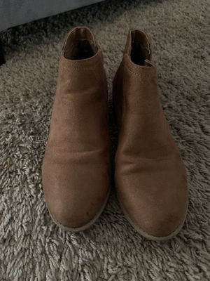 Girls Tan Boots for Sale in Ontario, CA