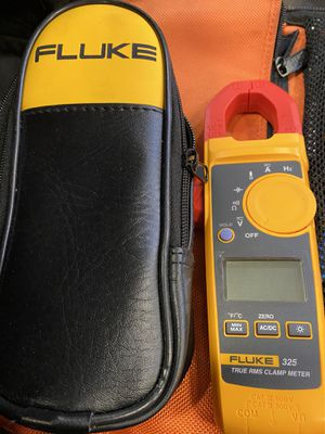 Fluke 325 True RMS Clamp Meter ,Klein Tools for Sale in Arlington, TX