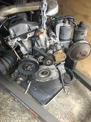 Mercedes 300SDL engine for parts or rebuild for Sale in Lynnwood, WA