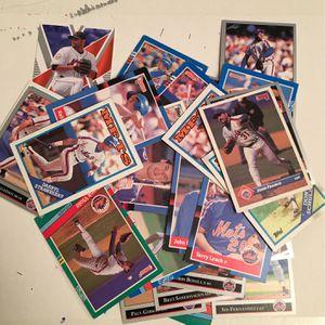 New York Mets Baseball Cards for Sale in Morganton, NC