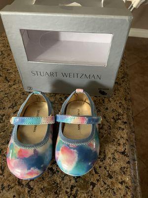 Baby girl shoes (Stuart Weitzman) for Sale in Riverside, CA