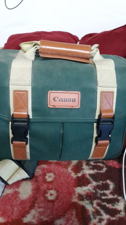 Selling camera uniform for military lenses camera bag for Sale in Hayward,  CA