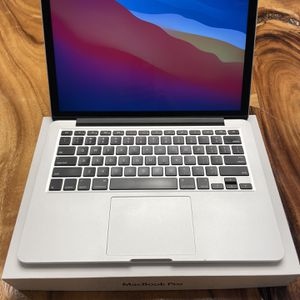 """Apple MacBook Pro 13"""" Retina Display 