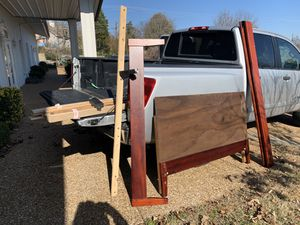 Queen bed frame for Sale in Smyrna, TN