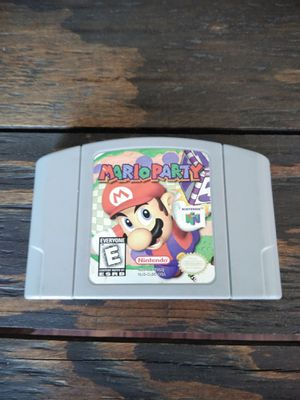 N64 Mario party for Sale in San Diego, CA