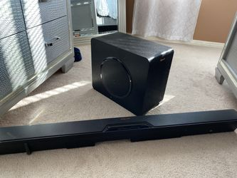 Klipsch speaker and subwoofer for Sale in Portland,  OR