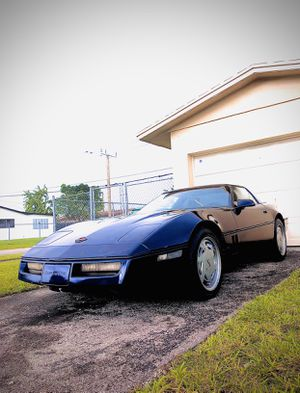 1988 C4 Chevy Corvette for Sale in Miami, FL