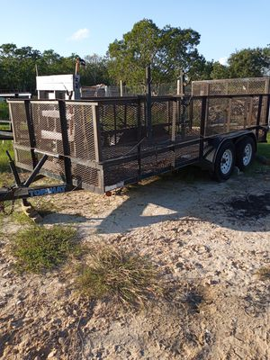 16ft trailer for Sale in San Leon, TX