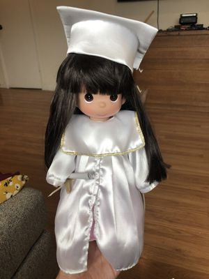 Precious moment graduation doll for Sale in Glendale, AZ