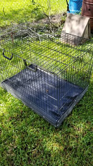 Dog kennel for large dogs for Sale in Houston, TX