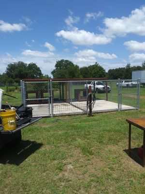 Heavy Duty Chainlink Dog Kennels for Sale in Zephyrhills, FL