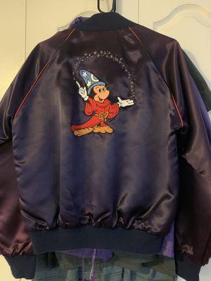 Disney Mickey Mouse satin jacket for Sale in Phoenix, AZ